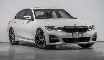2019  BMW 3 Series 330i M Sport Sedan