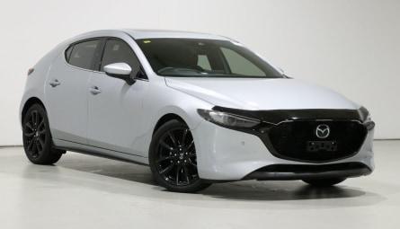 2019  Mazda 3 G25 Astina Hatchback