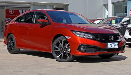 2019 Honda Civic RS Sedan