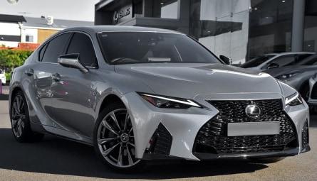 2021  Lexus IS Is300 F Sport Sedan