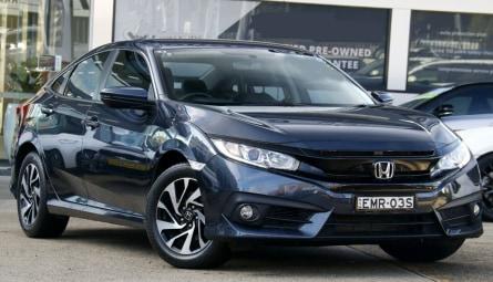 2018  Honda Civic Vti-s Luxe Sedan