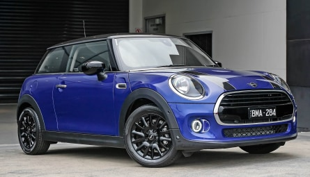 2020 MINI Hatch Cooper Classic Hatchback