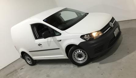 2016  Volkswagen Caddy Tsi160 Runner Van