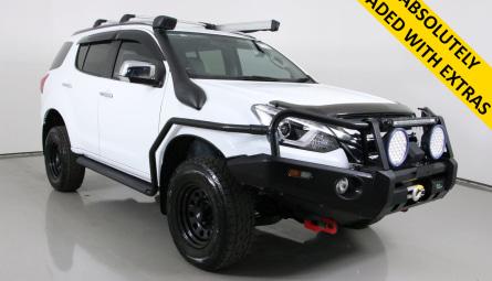 2019  Isuzu MU-X Ls-t Wagon