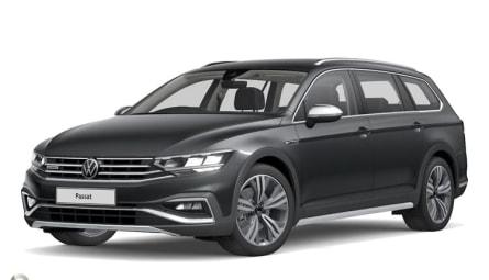 2021  Volkswagen Passat Alltrack 162tsi Wagon