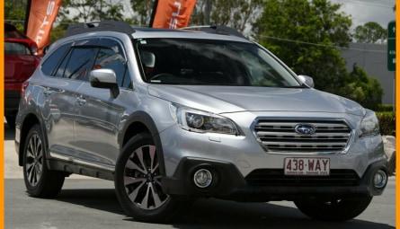 2015 Subaru Outback 3.6R Wagon