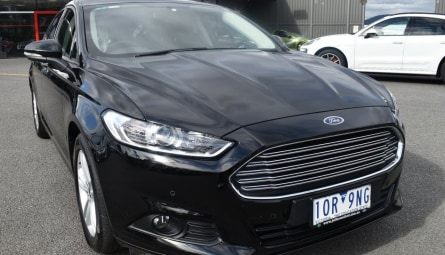 2018 Ford Mondeo Ambiente Hatchback