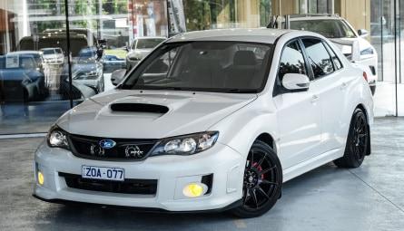 2012 Subaru Impreza WRX S-Edition Sedan