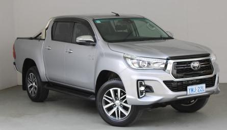 2019  Toyota Hilux Sr5 Utility Double Cab