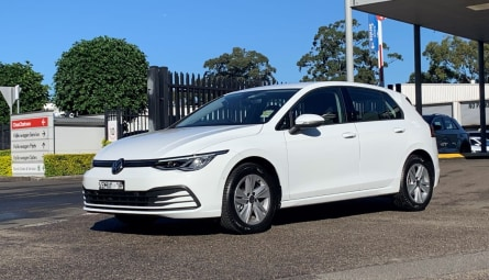 2021  Volkswagen Golf 110tsi Hatchback