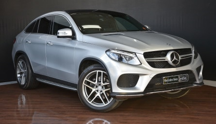 2016  Mercedes-Benz GLE-Class Gle350 D Coupe