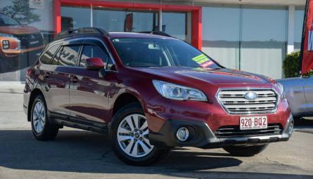 2015  Subaru Outback 2.0d Wagon