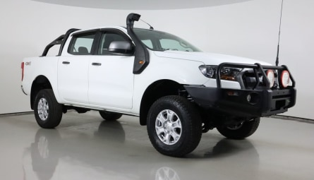 2015  Ford Ranger Xls Utility Double Cab