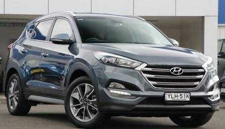 2017 Hyundai Tucson Elite Wagon