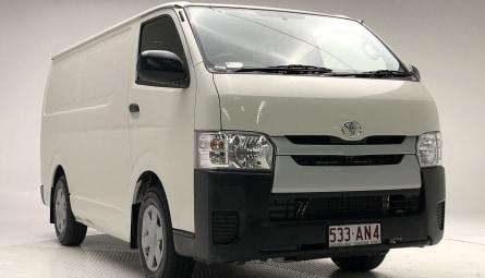 2017  Toyota HiAceVan