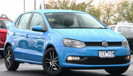 2015 Volkswagen Polo 66TSI Trendline Hatchback