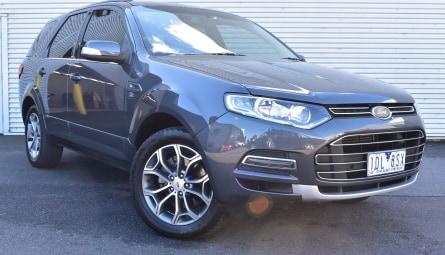 2014 Ford Territory Titanium Wagon