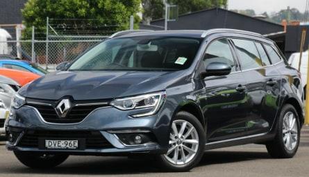 2017  Renault Megane Zen Wagon
