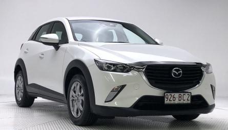 2017 Mazda CX-3 Maxx Wagon