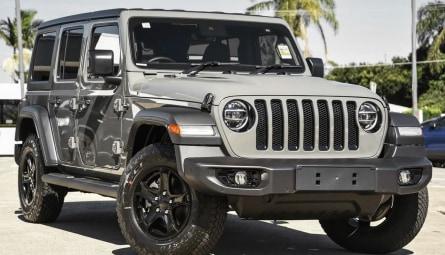 2020 Jeep Wrangler Unlimited Night Eagle Hardtop