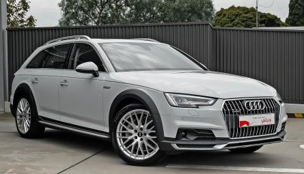 2019 Audi A4 allroad 45 TFSI Wagon
