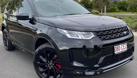 2020  Land Rover Discovery Sport P250 R-dynamic Se Wagon
