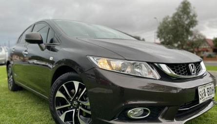 2014  Honda Civic Vti-l Sedan
