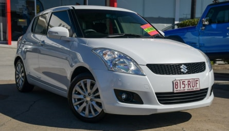 2011 Suzuki Swift GL Hatchback