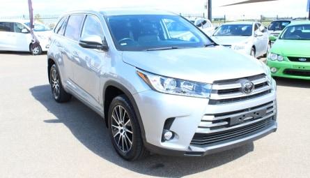 2018 Toyota Kluger Grande Wagon