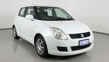 2008 Suzuki Swift S Hatchback
