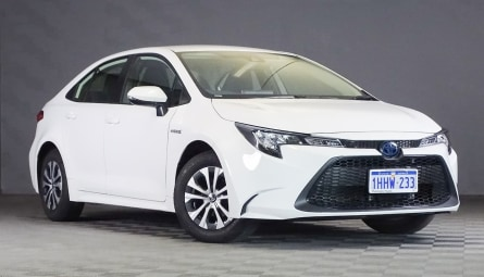 2021  Toyota Corolla Ascent Sport Hybrid Sedan