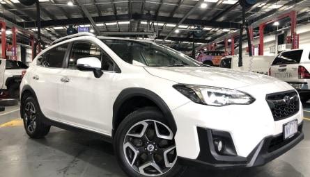 2018  Subaru XV 2.0i-s Wagon
