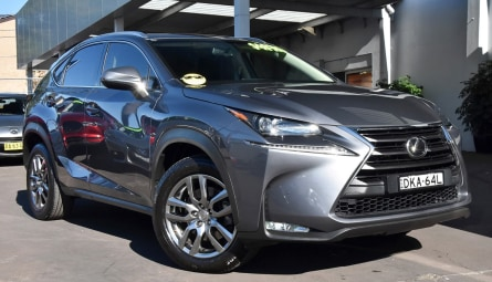 2016  Lexus NX Nx200t Luxury Wagon