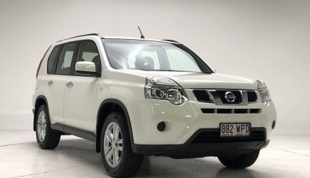 2012  Nissan X-Trail St Wagon