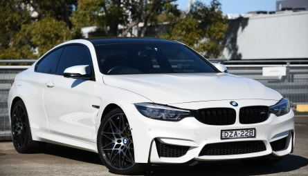 2018  BMW M4 Competition Coupe