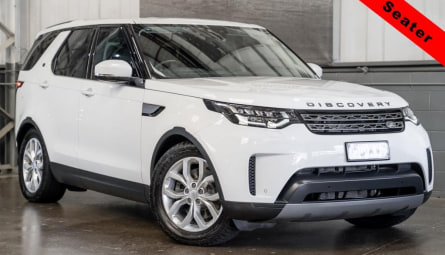 2018  Land Rover Discovery Td6 Se Wagon