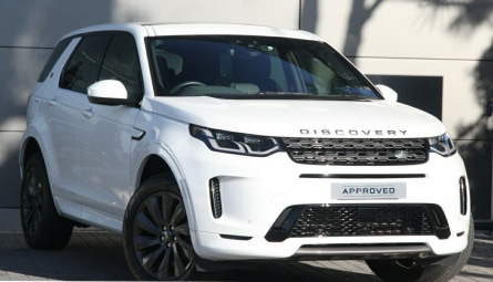 2019 Land Rover Discovery Sport D180 R-Dynamic SE Wagon