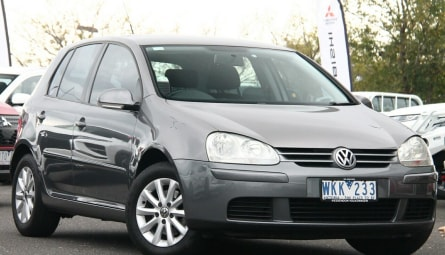 2008  Volkswagen Golf Edition Hatchback