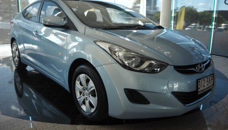 2012 Hyundai Elantra Active Sedan