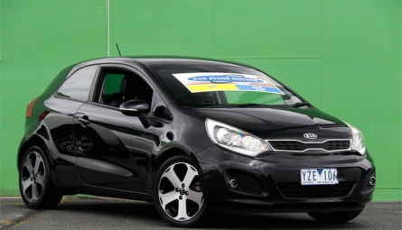 2012 Kia Rio SLS Hatchback
