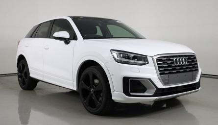 2018  Audi Q2 Sport Wagon