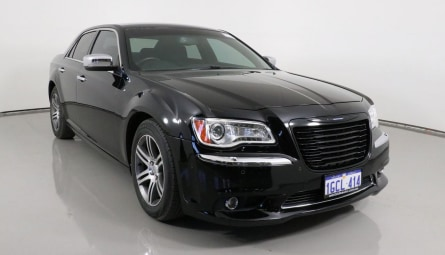 2012  Chrysler 300CSedan