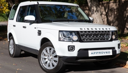 2016 Land Rover Discovery TDV6 Wagon