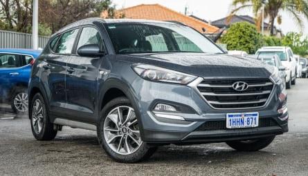 2018  Hyundai Tucson Active X Wagon