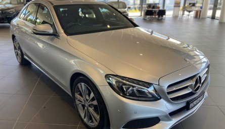 2016 Mercedes-Benz C-Class C200 Sedan