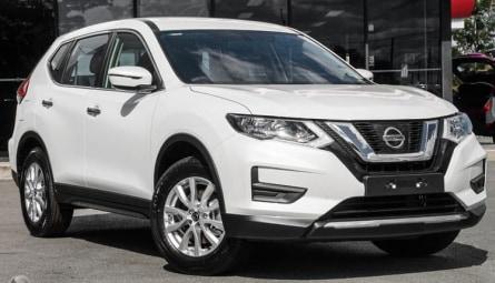 2020 Nissan X-TRAIL ST Wagon