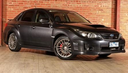2011 Subaru Impreza WRX Sedan