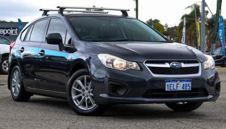 2014  Subaru Impreza 2.0i Hatchback