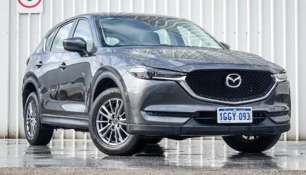 2017  Mazda CX-5 Maxx Sport Wagon