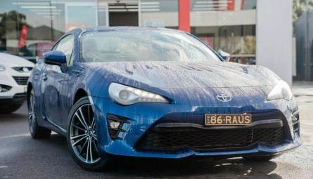 2017  Toyota 86 Gts Coupe